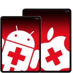 remote support for smartphones and tablets